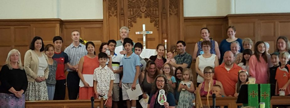 Church School Celebration